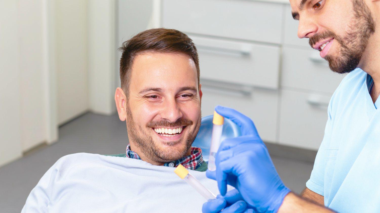 Лечение аутоплазмой в стоматологии и пародонтологии