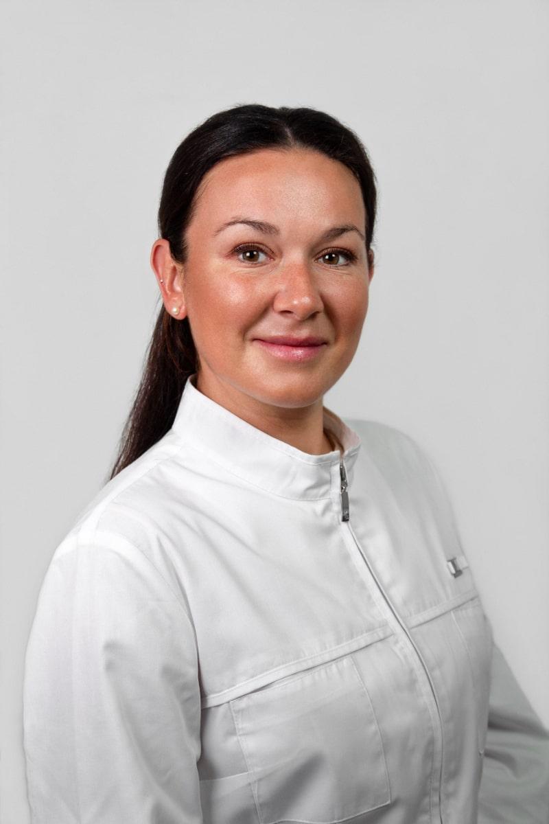 Быкова Елена Николаевна