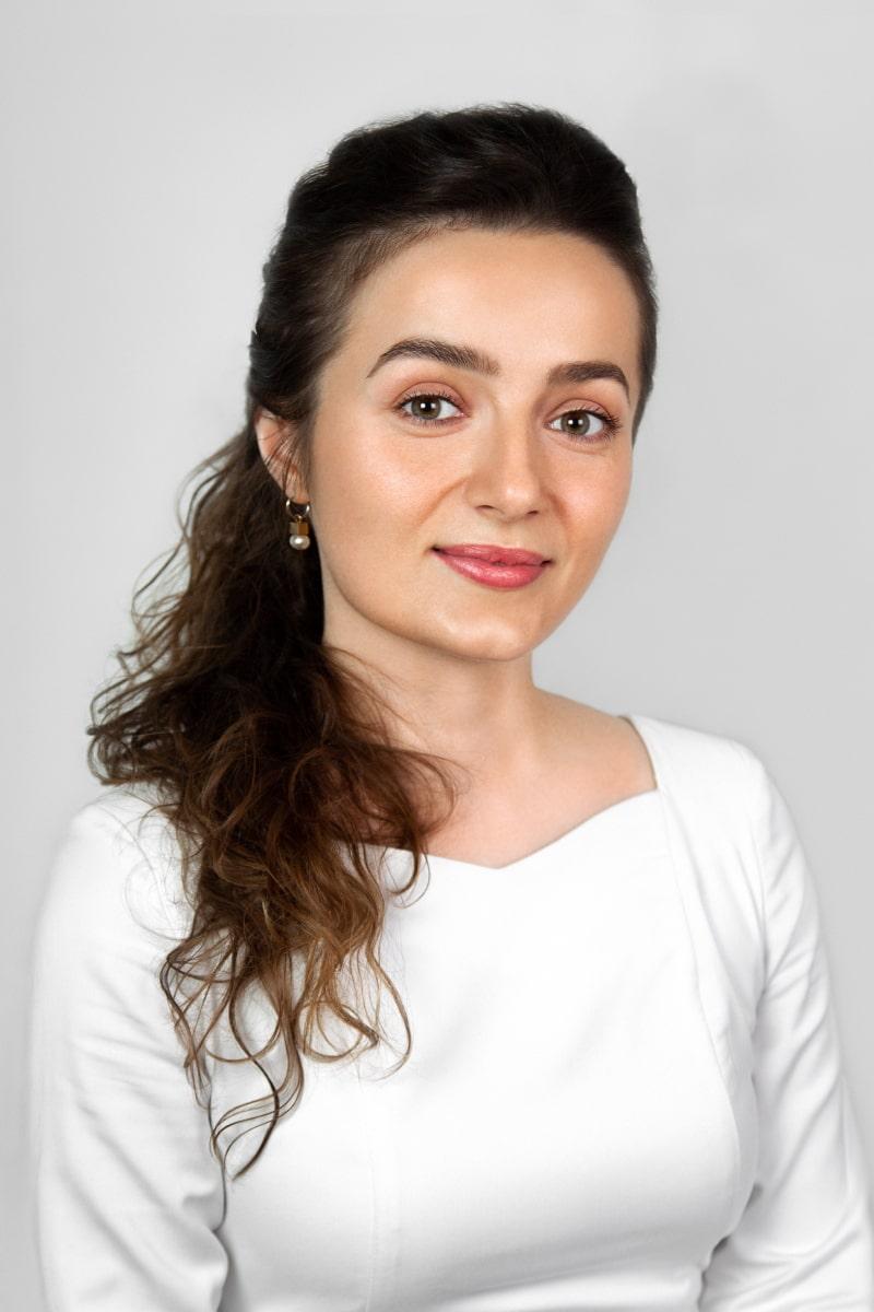 Гусейнова Фариза Сергеевна
