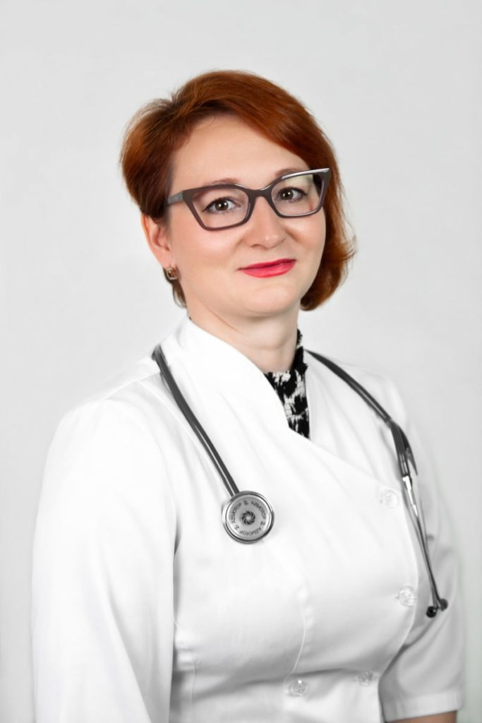Кравчук Надежда Михайловна
