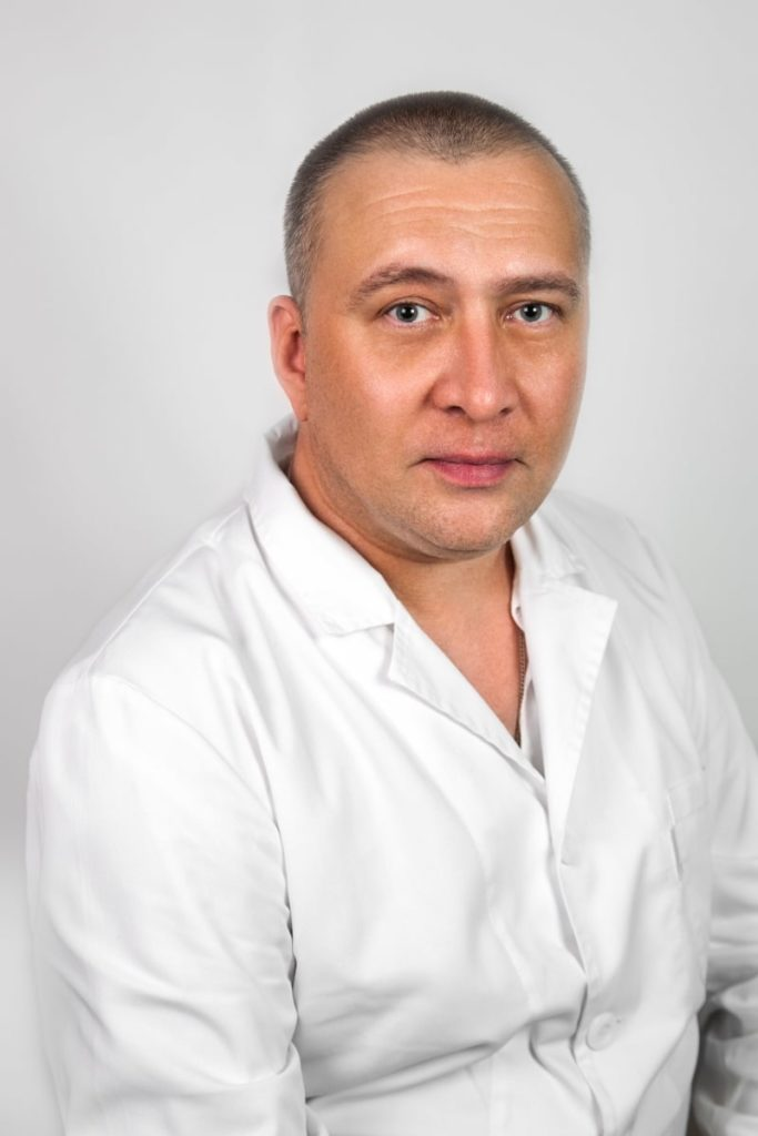 Михайлов Дмитрий Юрьевич