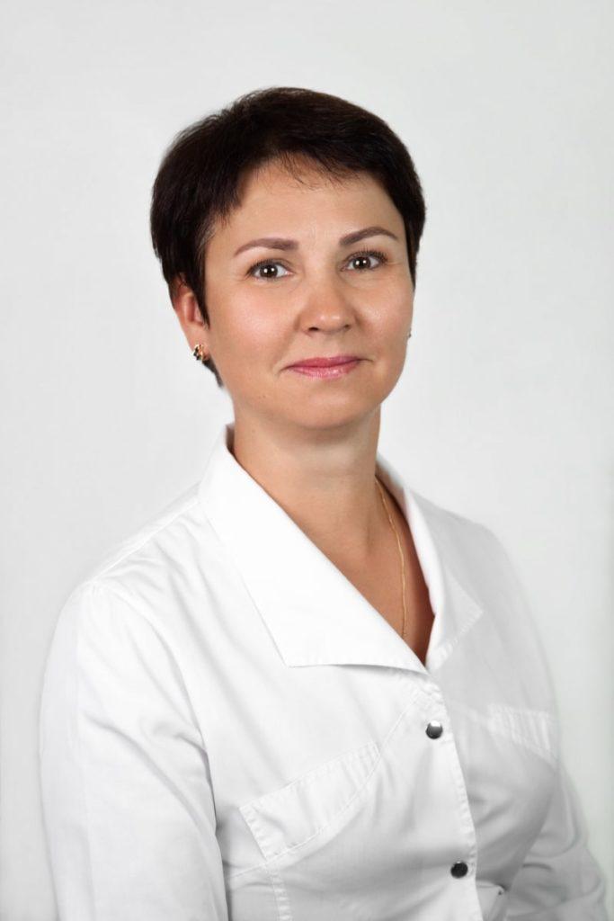 Никулина Елена Викторовна
