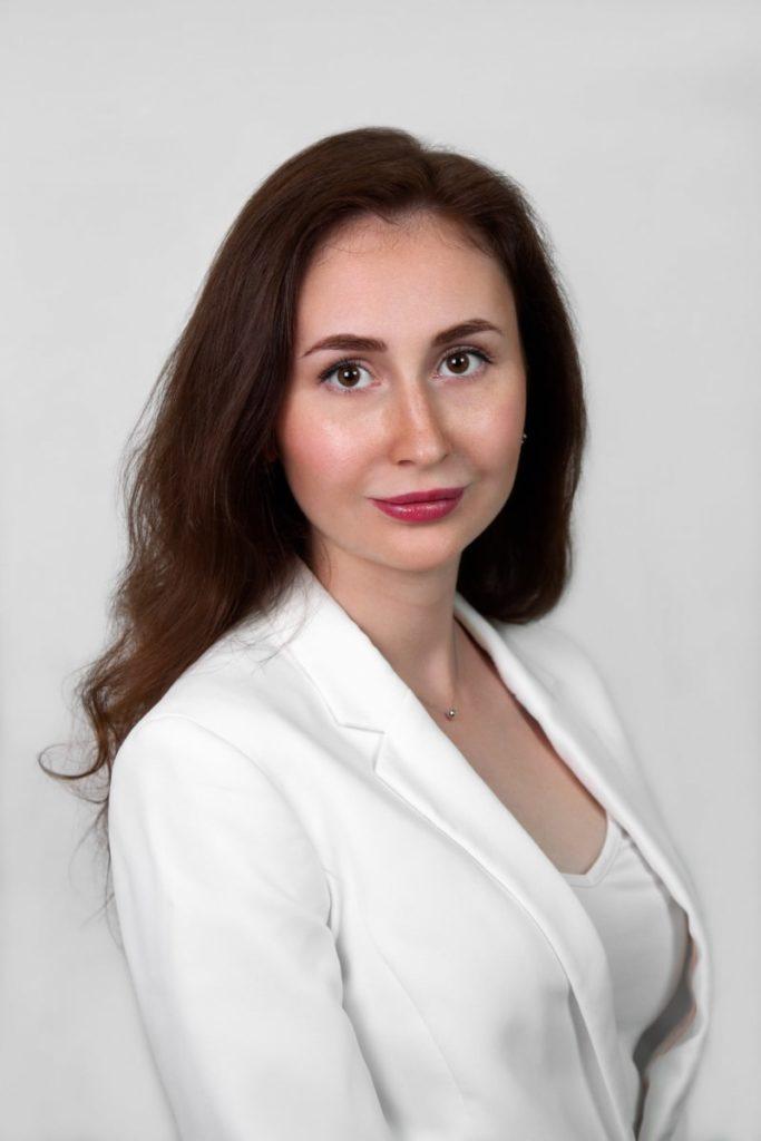 Семенова Екатерина Юрьевна