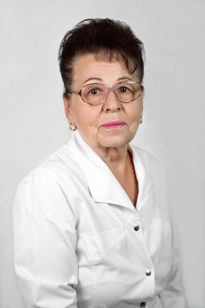 Сергеева Вера Павловна