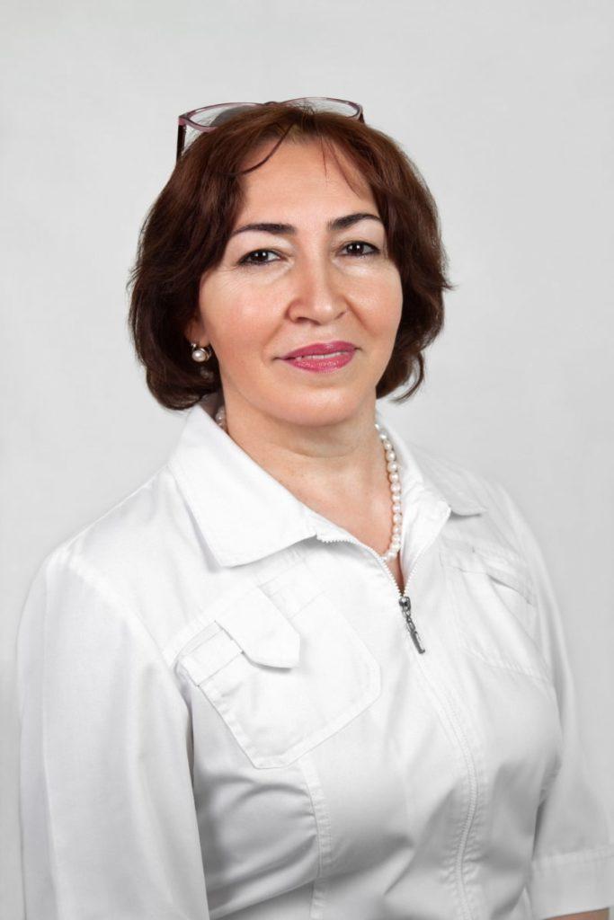 Тлепшева Динара Гамеловна