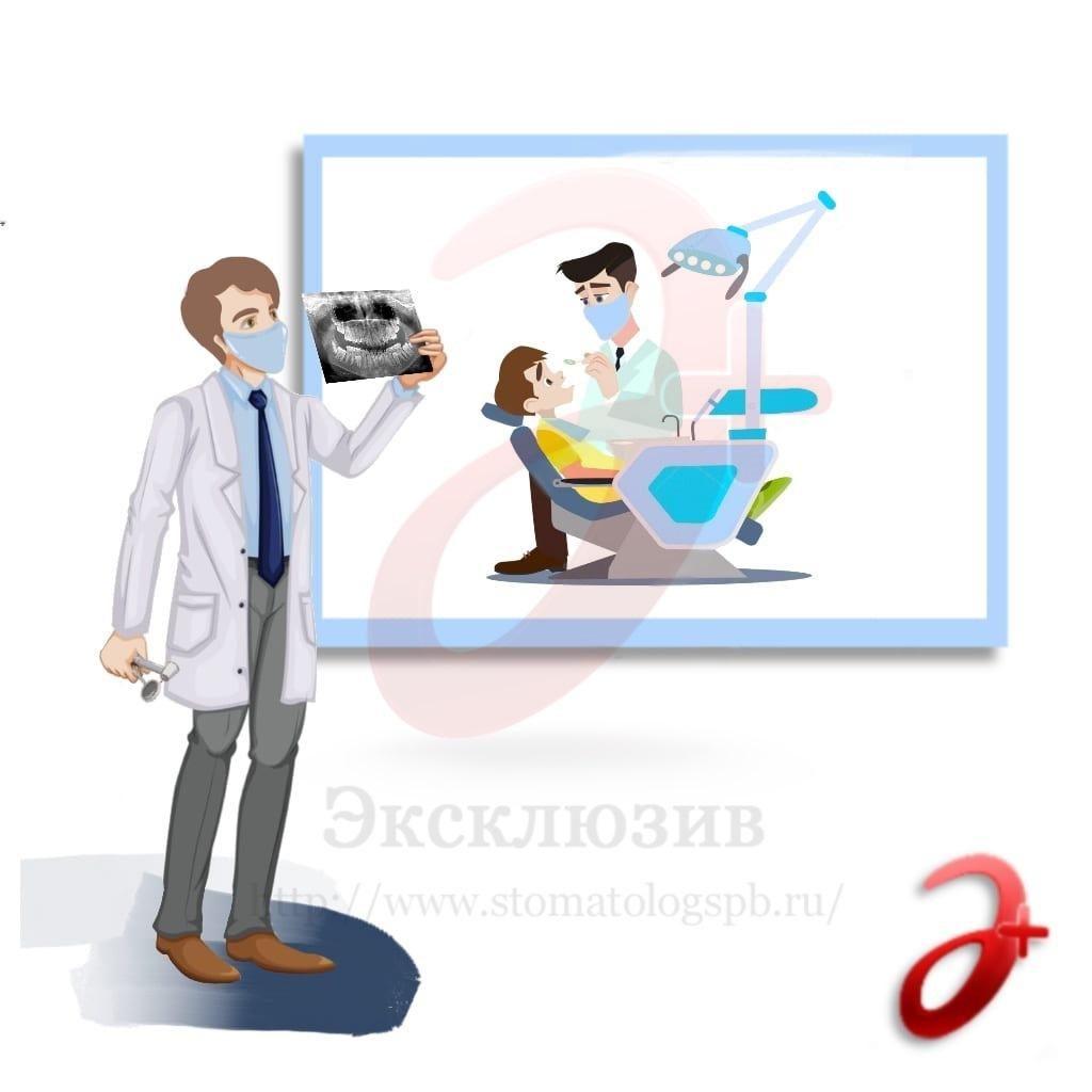 Прием врача протезиста стоматолога