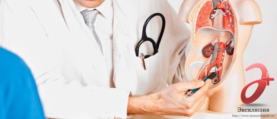 Урологические причины боли внизу живота