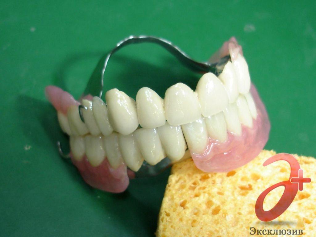 Зубной протез - уход за ним